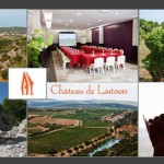 Chateau Lastours narbonne photo