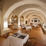 Chateau Lastours narbonne restaurant bergerie
