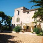 Chateau le Bouis narbonne gruissan maison demoiselles