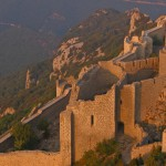 Chateau peyrepertuse narbonne aube