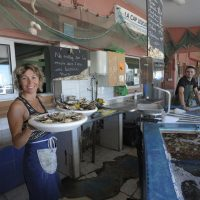 Escapades Narbonne - Parcours gastronomie - cabanes à huitres