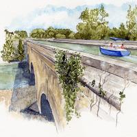 le-pont-canal-de-la-cesse-mirepeisset