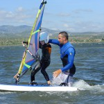 Leucate narbonne planche voile
