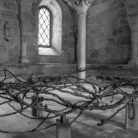 EPN Abbaye de Fontfroide Insitu Couronne Dyonisos 2018