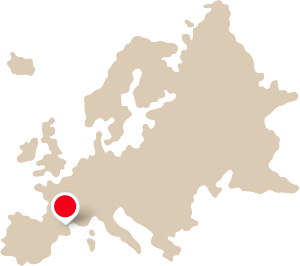la carte interactive pour visiter Narbonne