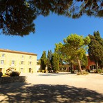Chateau hospitalet narbonne hotel