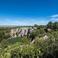 Escapades Narbonne - Parcours nature - Gouffre de l'oeil doux