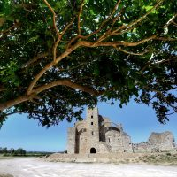 Escapades Narbonne - parcours patrimoine - La Grange de Fontcalvy