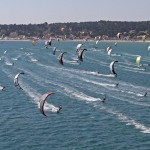 Leucate narbonne kite surf