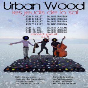 EPN Le Salin de Gruissan Urban Wood jeudis