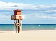 visiter Narbonne-plage Gruissan et Leucate ainsi que le littoral